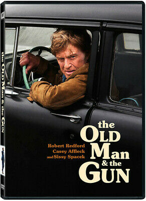 Old Man And The Gun (REGION 1 DVD New)