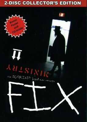 Fix: The Ministry Movie [With CD] (REGION 0 DVD New)