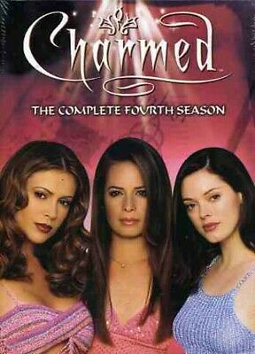 Charmed: The Complete Fourth Season [6 Discs] (REGION 1 DVD New)