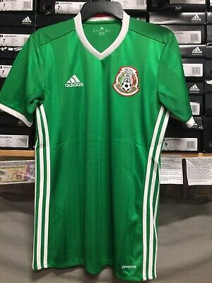 8726d124e Adidas Mexico Home Jersey Green And White Size Extra Large Only