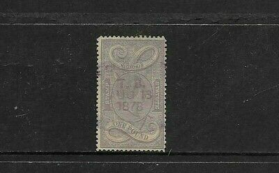 victoria stamp duty 1 pound       ref 144