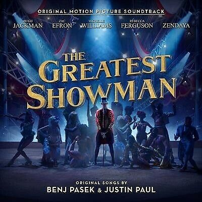 Soundtrack, The Greatest Showman – Original Motion Picture Soundtrack, CD