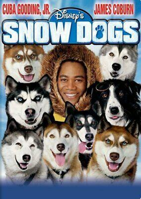 SNOW DOGS New Sealed DVD Disney