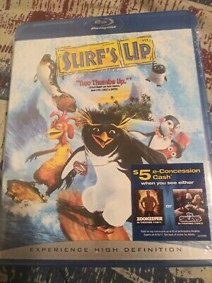 Surf's Up bluray NEW