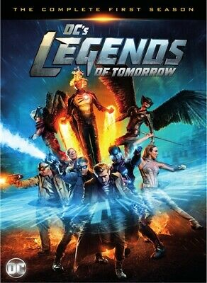 DC'S LEGENDS OF TOMORROW TV SERIES COMPLETE FIRST SEASON 1 New Sealed DVD