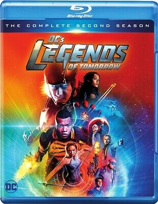 DC'S LEGENDS OF TOMORROW TV SERIES COMPLETE SECOND SEASON 2 New Sealed Blu-ray