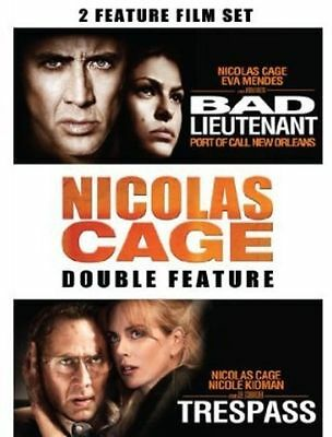 Bad Lieutenant: Port of Call New Orleans/Trespass (LN R rated DVD, 2013) WS-6E