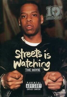 Streets Is Watching: The Movie [10th Anniver (REGION 0 DVD New) Explicit Version