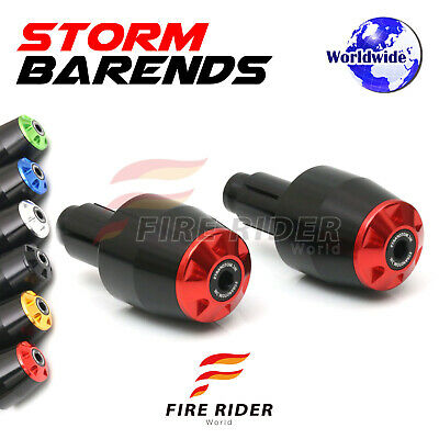 For KTM 990 SuperDuke 2005-2015 05 06 07 08 BEH Red CNC Bar End Sliders