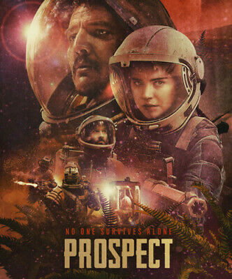 Prospect [New Blu-ray] Manufactured On Demand, Ac-3/Dolby Digital