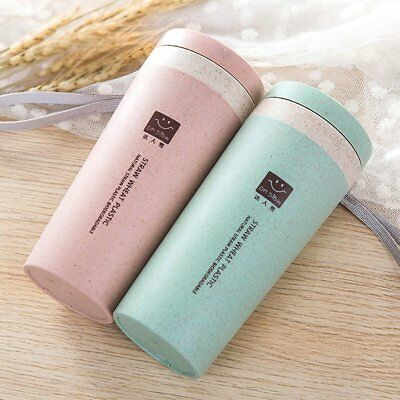 350ML Portable Travel Mug Water Tumbler Thermos Vacuum Flask Thermal Cup Bottle