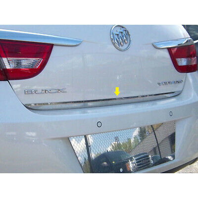"""1pc. Luxury FX Stainless Steel 7/8"""" Trunk Lid Accent Trim for 12-17 Buick Verano"""