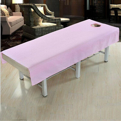 Soft Cover Without Facehole for Massage Table Beauty Bed Salon SPA Covers LG