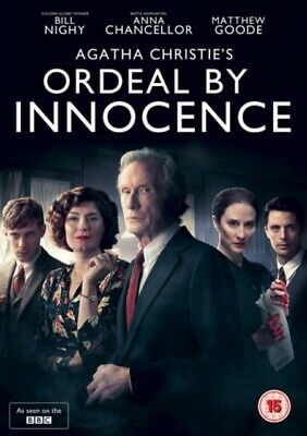 Ordeal By Innocence *NEW* DVD