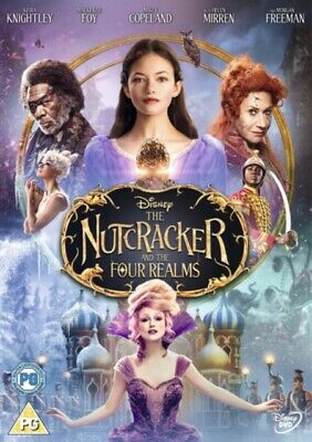 The Nutcracker and the Four Realms *NEW* DVD