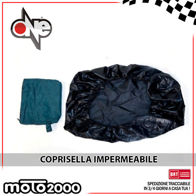 Coprisella Impermeabile Medium Antipiggia One Camamoto Universale Per Scooter