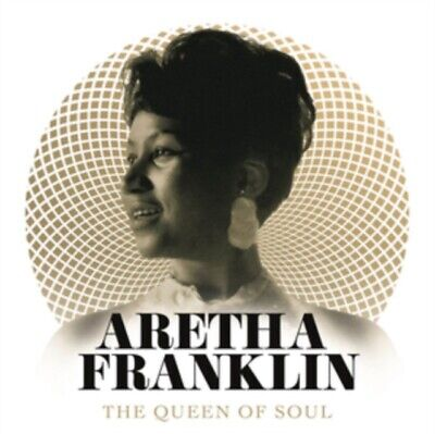 Aretha Franklin - The Queen of Soul *NEW* CD