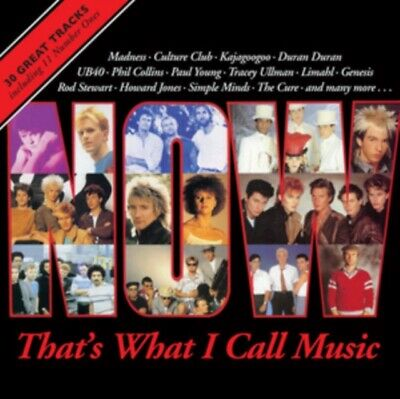 Various Artists - Now That's What I Call Music! 1 *NEW* CD