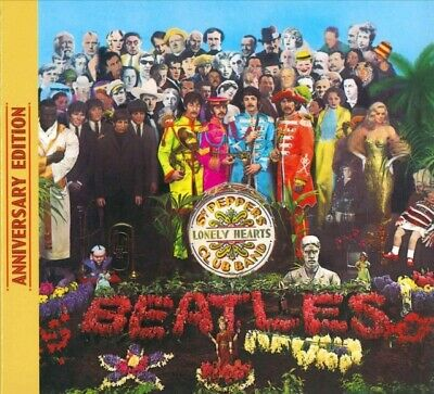 The Beatles - Sgt. Pepper's Lonely Hearts Club Band *NEW* CD