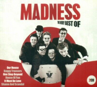 Madness - The Very Best Of *NEW* CD