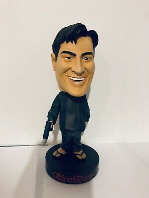 Peter Gibbons Office Space FYE Exclusive Bobble Head Movie