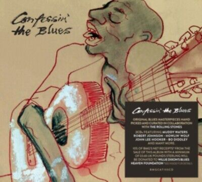 Various Artists - Confessin' the Blues *NEW* CD