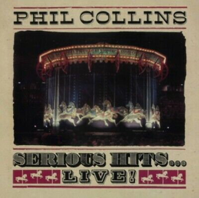 Phil Collins - Serious Hits...live! *NEW* CD