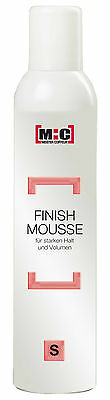 M:C Meister Coiffeur MC Schaumfestiger Finish Mousse 300ml S €23,16/1000ml #3