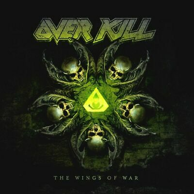 Overkill - The Wings Of War (CD 2019)