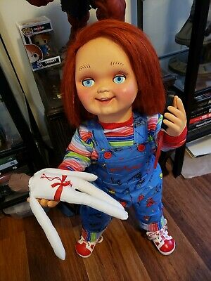 Voodoo Doll     for the Chucky Child's Play Good Guy Doll NO DOLL OR KNIFE !!!