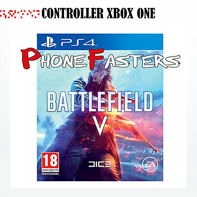Ps4 Playstation 4 Battlefield V 5 Supporto Fisico Nuovo Originale Italiano