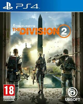 Tom Clancy's THE DIVISION 2 PS4 Ed.española
