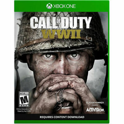 REFURBISHED Activision Call Of Duty: WWII (XBox One)