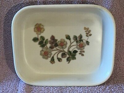 Marks and Spencer M&S Autumn Leaves Large Lasagne or Cottage Pie Dish 11x9x2