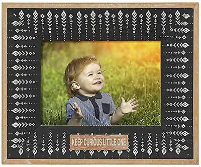 Ceramic Keep Curious Little One Children's Picture Photo Frame
