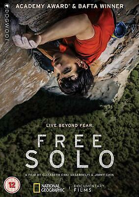 Free Solo - New DVD / Free Delivery