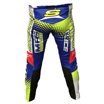 Clice MRS Team Sherco Motor Bike Motorcycle Trials Riding Pants