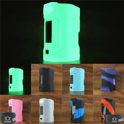 Silicone Case for Wismec Luxotic DF 200W & ModShield Tank Band Cover
