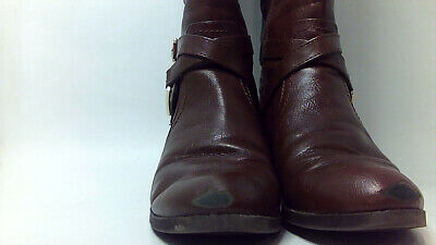 2dee98e7a3c WOMENS UNISA TALL Riding Boots Size 9 Brown Leather -  25.99