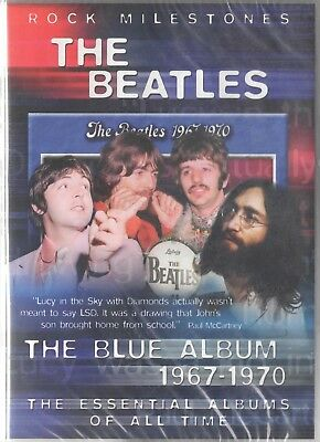 THE BEATLES - The Blue Album (1967-1970) A Review - DVD (2008) *FREE UK POSTAGE*