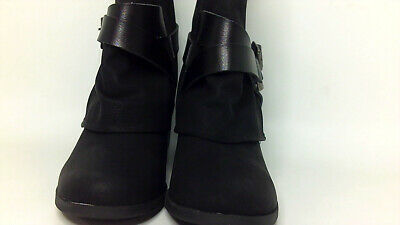 d2ad9d80b9c BLOWFISH WOMENS DUNDEE Black Fashion Boots Size 7.5 -  37.49
