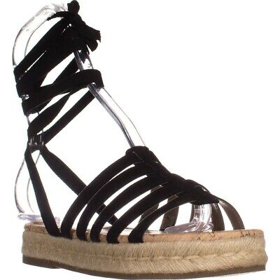 df0f404c06ee CIRCUS BY SAM Edelman Women s Isabel Black Sandals - size 5.5 ...