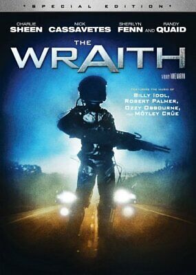 WRAITH New Sealed DVD Special Edition Charlie Sheen
