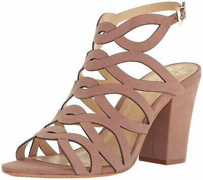 0853a1f76cf0 Vince Camuto Womens Norla Leather Open Toe Casual Strappy