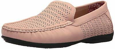 a6a0f973536 STACY ADAMS MEN S Cicero Perfed Moc Toe Slip-on Driving