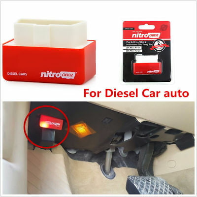 Nitro Power Diesel Chip Tuning Obd2 Performance Ecu Remap Plug In Box High Q
