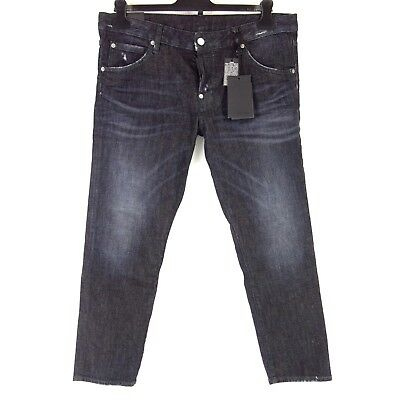 a8073406553c25 Dsquared2 Dsquared Women's Jeans Trousers It 46 Cropped Skinny Glam Np 310  New
