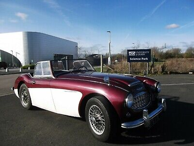 Austin Healey 3000, 1961, 2 Plus 2, LHD, Last owner 35 years, Drives Great