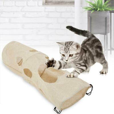Pet Tunnels Cat Products Toys Hole Kitten Long Tunnel Multi Types Play Toy UM