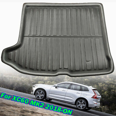 Tailored Boot Cargo Liner Trunk Floor Mat Tray For Volvo XC60 2018 2019